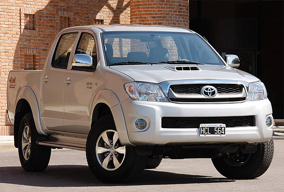 Hilux 2009 Sofreu Mudan  As Prinlmente Na Grade Inferior E No