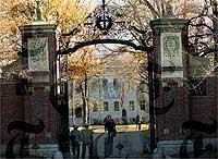 Harvard Business School, em Cambridge, � meta dos executivos