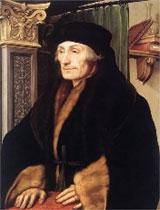 O filósofo Erasmo de Roterdã