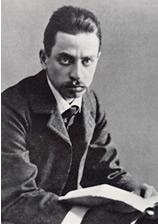 Resultado de imagem para Rainer Maria Rilke