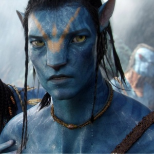 "Personagem do filme ""Avatar"""