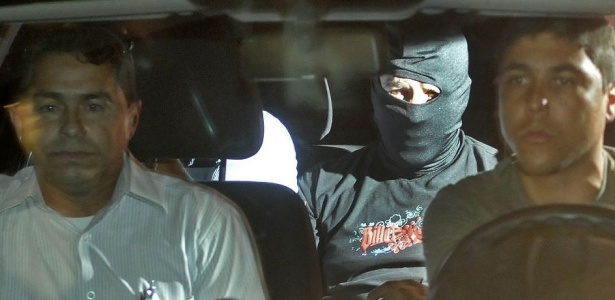 Acusado de matar a ex do goleiro Bruno é preso pela polícia em Minas Gerais