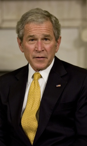 George W. Bush, ex-presidente dos Estados Unidos