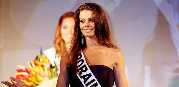 Relembre a conquista da bela Luciana Bertolini, a Miss Mundo Brasil 2009, em fotos