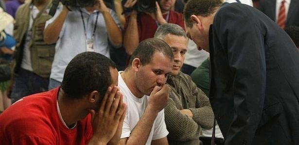 Bruno e Macarrão participam de mais uma audiência sobre o desaparecimento de Eliza