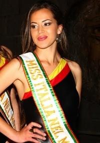 Encontrada morta, a universitária Caren Brum Paim era modelo e representante gaúcha no concurso Miss Itália Nel Mondo