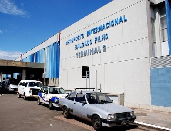 O antigo terminal do Aeroporto Salgado Filho, de Porto Alegre, foi reaberto nesta quarta-feira (1) pela Infraero