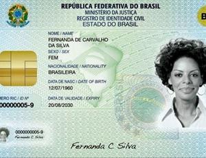 O Registro de Identidade Civil (RIC) vai substituir o RG