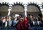 Manifesta��es contra Ben Ali - Tun�sia, 2011