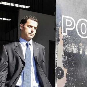 Allan Turnowski, que deixou hoje a chefia da Polícia Civil do Rio de Janeiro