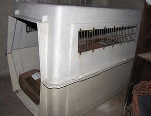 Nos EUA, mãe adotiva diz que filho era preso em jaula durante a noite porque sujava a cama de propósito