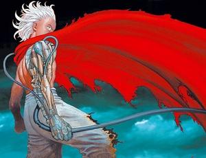Cena do clássico de animação Akira (Japão, 1988, 124 min.), inspirado na obra de Katsuhiro Otomo