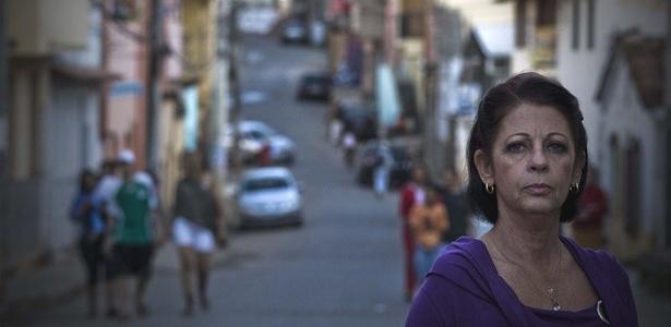 Rosemary de Morais, suposta filha de José Alencar que vive em Caratinga (MG)