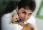 Filhote de pit bull encontrado queimado em Jaguariúna (SP) é disputado para adoção