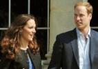 Príncipe William e a duquesa Catherine vão visitar a Califórnia em julho - Reuters