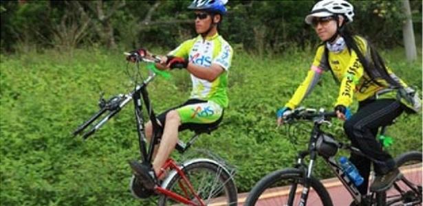 Chinês desenvolve método antirroubo de bicicletas