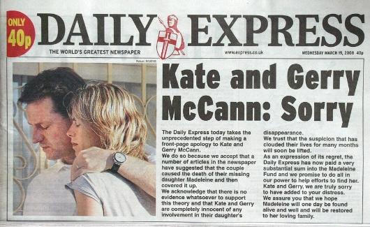 McCann Family/AP