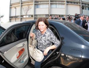 A primeira-dama de Campinas, Rosely Nassim Jorge Santos