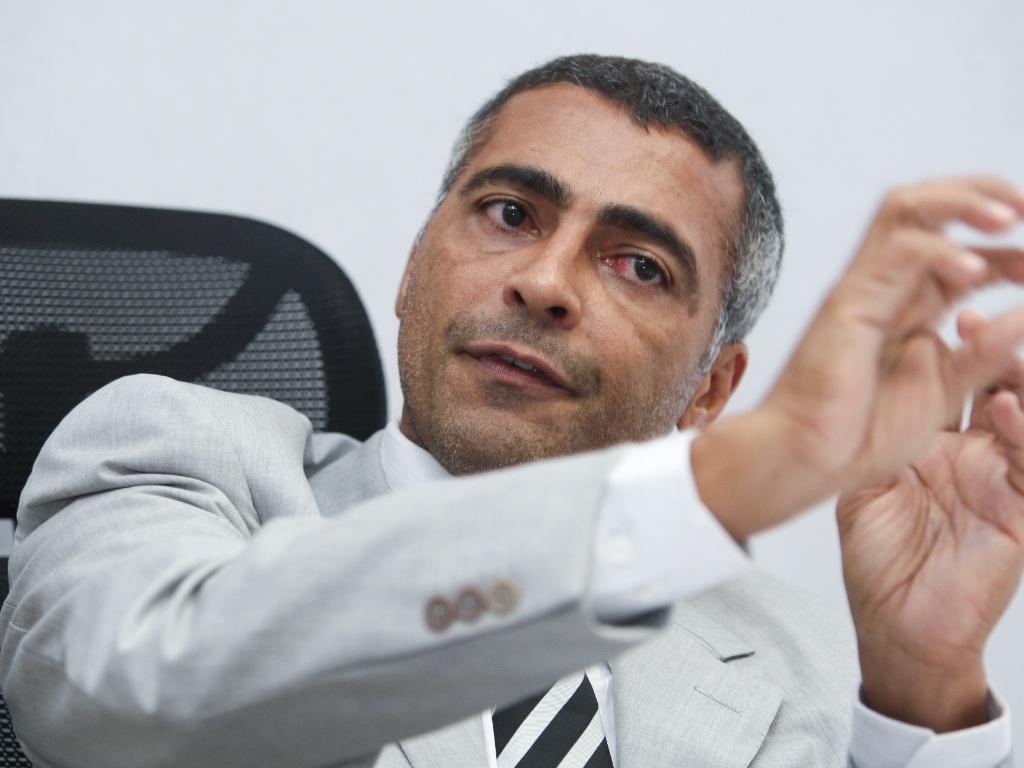Romário quer ser prefeito do Rio