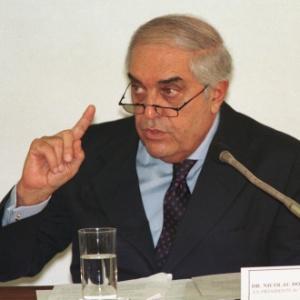 O ex-juiz, em imagem de 2011. Ele foi condenado pelo desvio de cerca de R$ 170 milhões