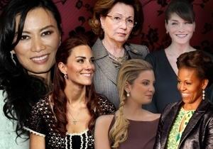 Michelle Obama, Marcela Temer; veja mulheres de poderosos que são destaque