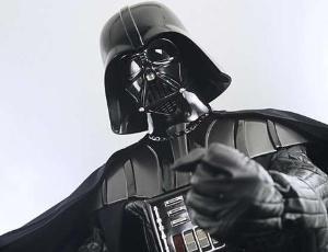 Ajuda aí, Luke. Afinal, eu sou seu pai ou não?
