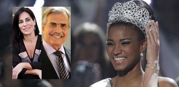 Angolana vencedora do Miss Universo 2011 é fã (e tiete!) de novelas