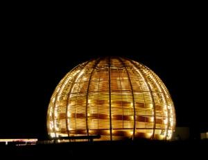 O laboratório Cern, nos arredores de Genebra