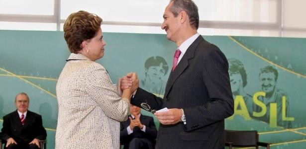 Dilma Rousseff prefere manter o ministro do Esporte, Aldo Rebelo, à frente do diálogo com a CBF