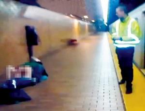 Passageiro flagrou casal fazendo sexo em plataforma do metrô de Toronto