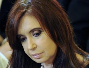 Kirchner foi reeleita em outubro passado; ela deverá ficar afastada da presidência durante 20 dias