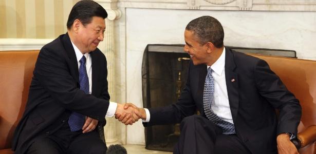 Barack Obama recebe Xi Jinping na Casa Branca; perfil do vice-presidente chinês pode ser bastante aceitável para os dirigentes ocidentais
