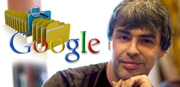 Destaque dado pelo Google na véspera da mudança se limitou a link minúsculo em área obscura