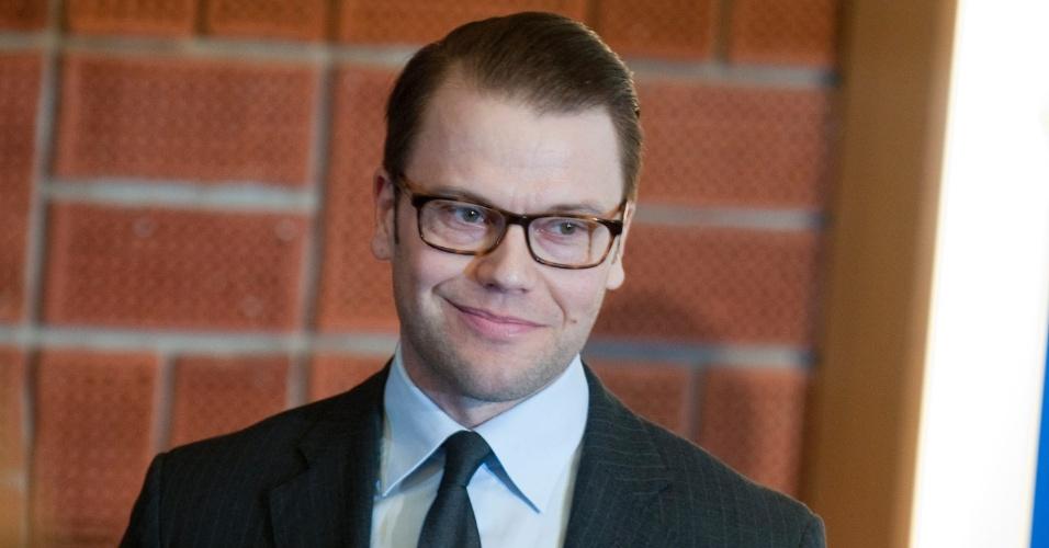 Príncipe Daniel, da Suécia