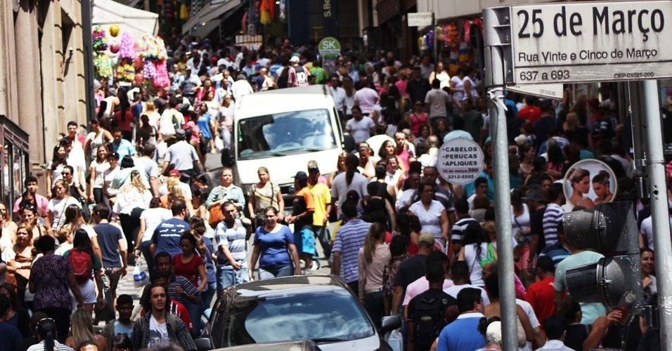 Bolsa De Festa Rua 25 De Março : Imagens do dia bol fotos
