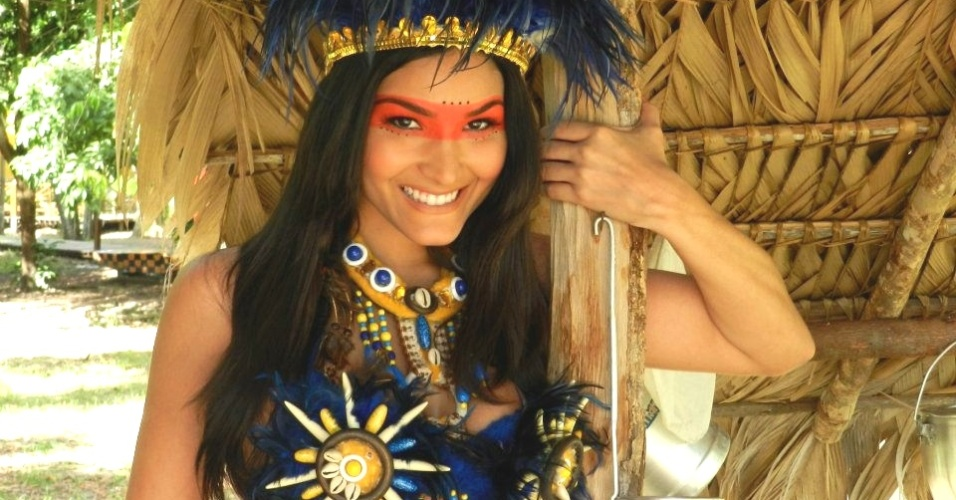 Larissa Costa, Miss Mundo Amap&#225; 2012