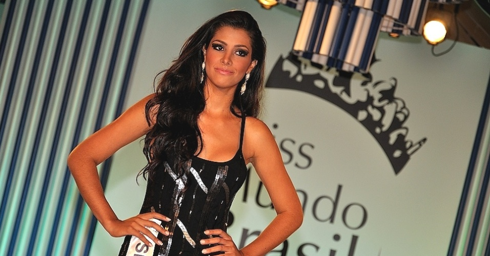 Mariane Silvestre, Miss Mundo S&#227;o Paulo 2012