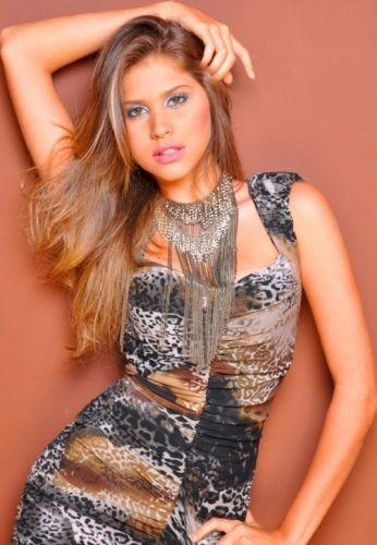 Imagen de modelo bonita adolescente