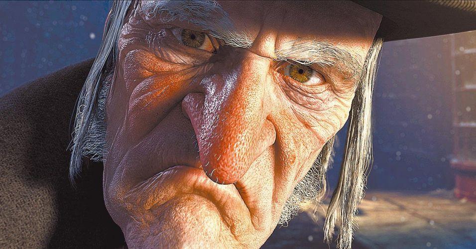 "Ebenezer Scrooge (""Conto de Natal"")"