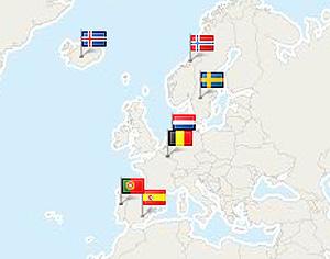 11 países aprovam totalmente o casamento entre homossexuais