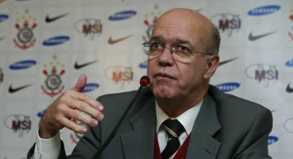 18.jul.2007 - O ex-dirigente do Internacional Paulo Amoretty, uma das vítimas, 5 dias antes do aci