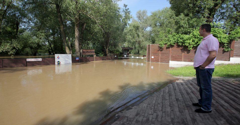 Chuvas na Polônia