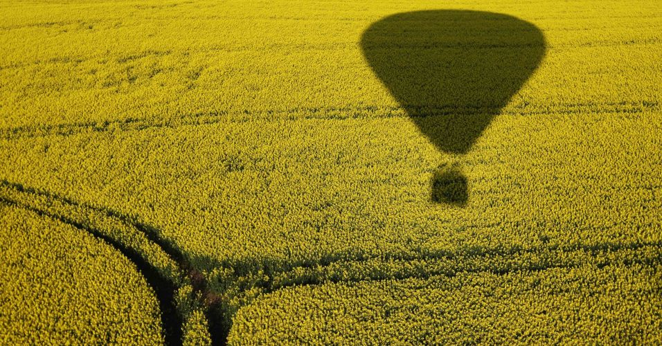 Balão na Alemanha