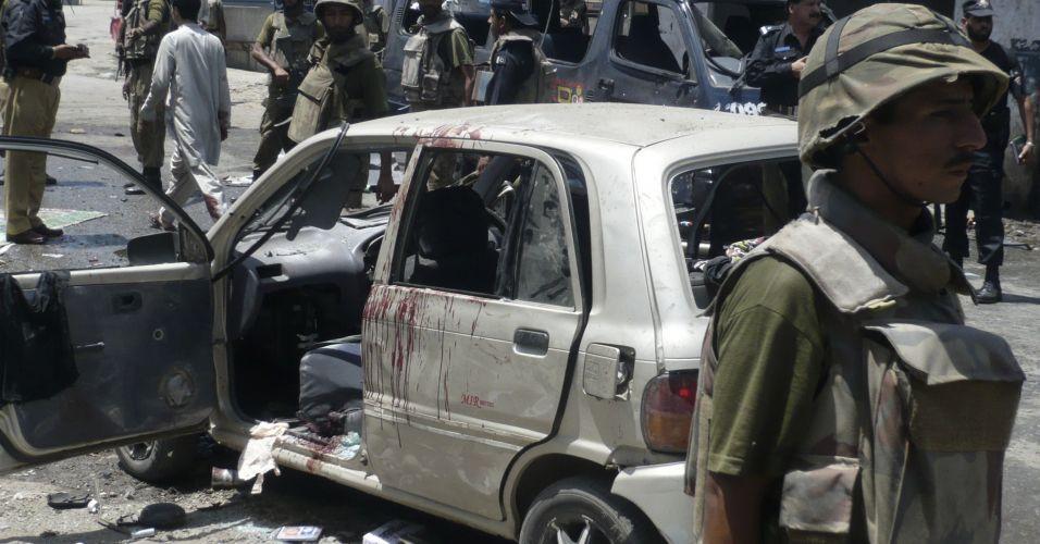 Terror no Paquistão