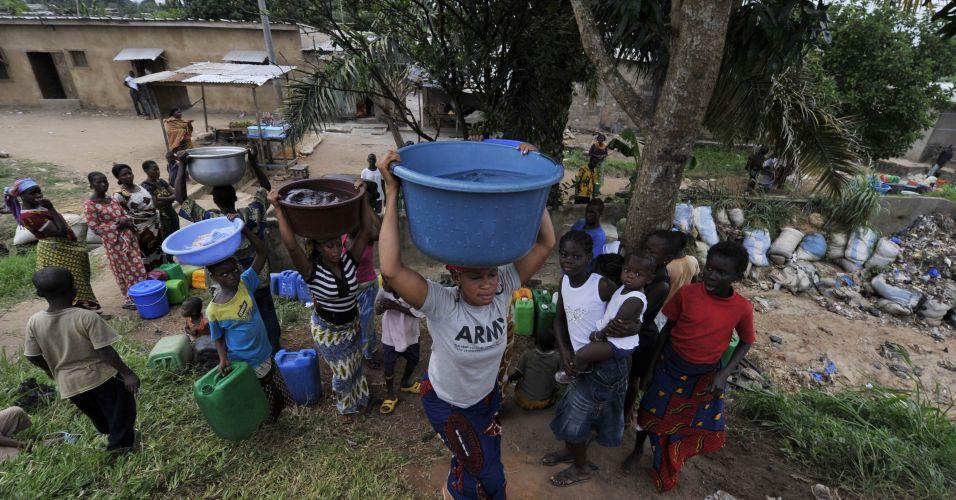 Mulheres da Costa do Marfim
