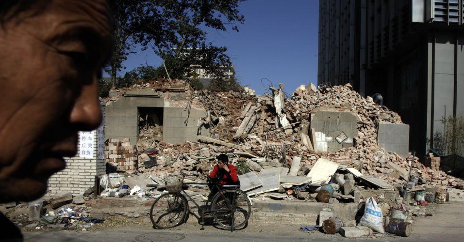 Reconstrução em Pequim