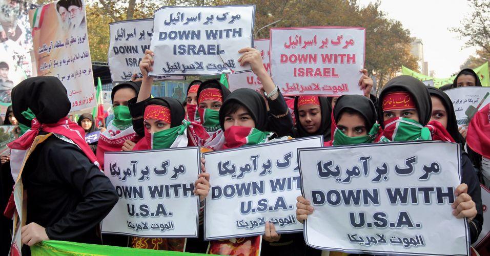 Resultado de imagem para irã manifestação anti eua