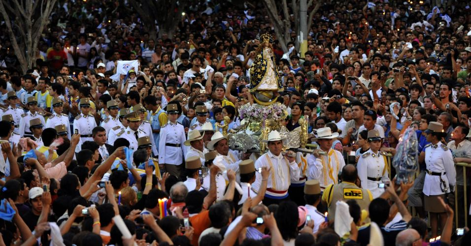 Virgem no Paraguai