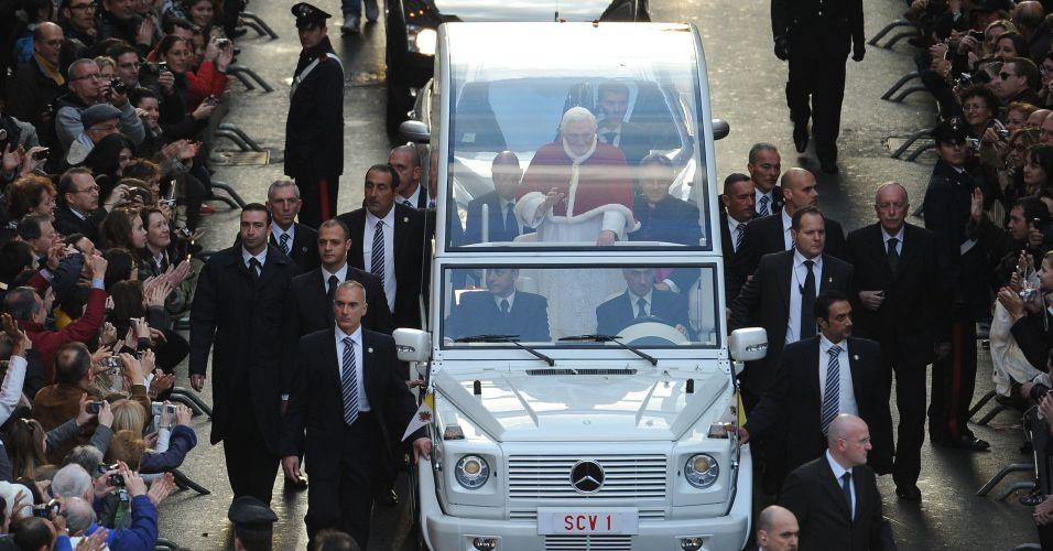 Papa na Espanha