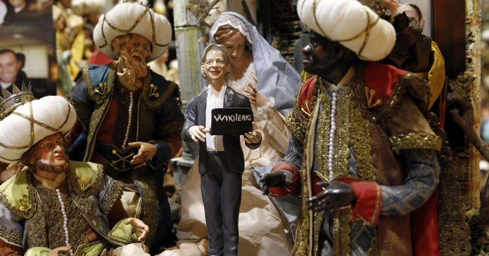 Natal com Assange